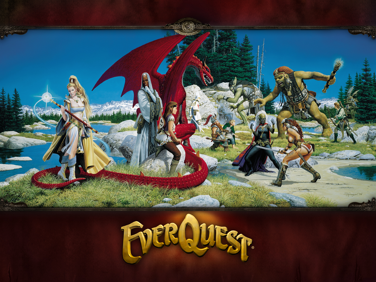 Everquest press image
